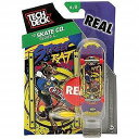 tech deck テック デッキ   vol.9 / real / street rat ishod slick wair 20073118