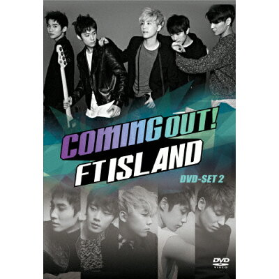 Coming Out!FTISLAND DVD-SET2/DVD/TCED-2815