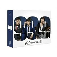 99.9-刑事専門弁護士- SEASONII DVD-BOX/DVD/TCED-4012