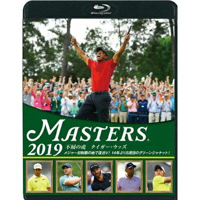 THE MASTERS 2019/Blu-ray Disc/TCBD-0886