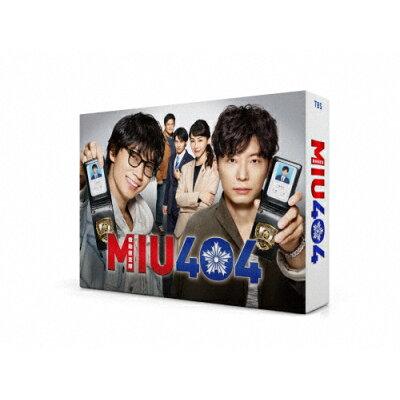 MIU404 -ディレクターズカット版- Blu-ray BOX/Blu−ray Disc/TCBD-0996