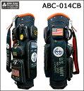アーミーベース コレクション US NAVY ABC-014CB スタンド キャディバッグ ネイビー ARMY BASE COLLECTION