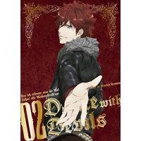 Dance with Devils BD 2(初回生産限定版)/Blu-ray Disc/EYXA-10698