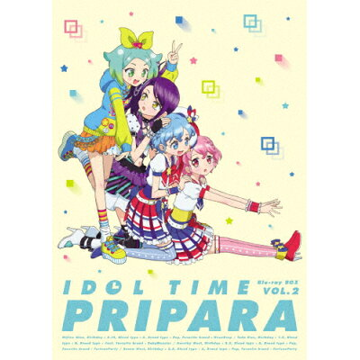 アイドルタイム プリパラ Blu-ray BOX-2/Blu-ray Disc/EYXA-11629