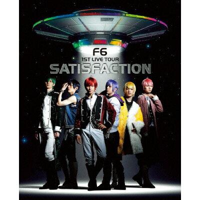 おそ松さん on STAGE F6 1st LIVEツアー Satisfaction/DVD/EYBA-12063