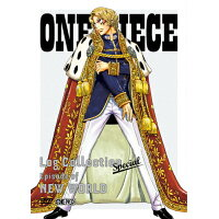 """ONE PIECE Log Collection Special""""Episode of NEWWORLD""""/DVD/EYBA-12408"""