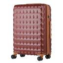 レジェンドウォーカー LEGEND WALKER スーツケース PPボディジッパーキャリー 54L ブラック