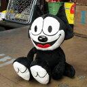 フィリックス ザ キャット ぬいぐるみ 猫 フィリックス グッズ アメリカ アメリカン FELIX THE CAT ビーンドール PL-KGAZF340-MON