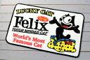 フィリックス・ザ・キャット 玄関マット FELIX THE CAT MAGIC_FM-KGAZF423D-MON