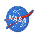 NASA ワッペン NFC-001-IA