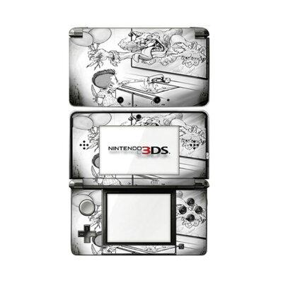 (3DS)スキンシール  デコシール CM8/Dreams