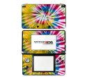 (3DS)スキンシール  デコシール ST18/Colorful Dye