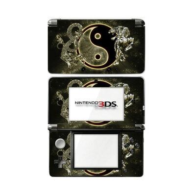 (3DS)スキンシール  デコシール Z19/Ying Yang 陰陽