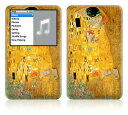 DecalSkin iPod classic用 スキンシール AT28/The Kiss