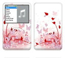 DecalSkin iPod classic スキンシール BF7/Pink Fantasy