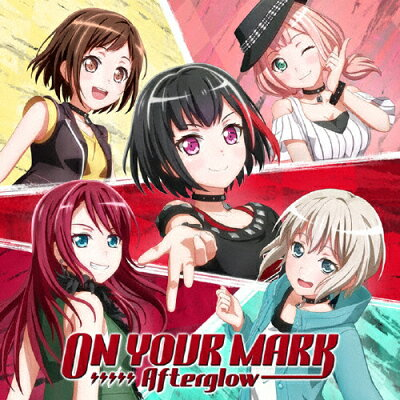 ON YOUR MARK【Blu-ray付生産限定盤】/CDシングル(12cm)/BRMM-10200
