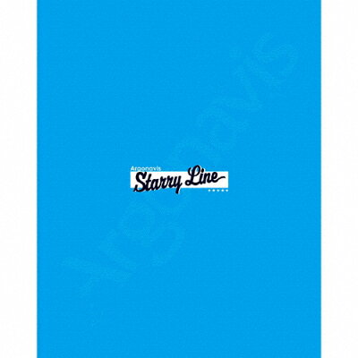 Starry Line【Blu-ray付生産限定盤】/CD/BRMM-10286