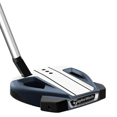 テーラーメイドゴルフ Taylor Made Golf パター Spider EX NAVY/WHITE スパイダー ホワイト/ネイビー スモールスラント 34インチ DW-IPR05