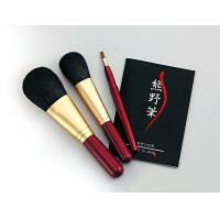 ゼニス 熊野化粧筆セット 筆の心 KFi-80R