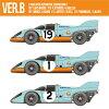 1/12 フルディテールキット 917K 1971 Ver.B モデルファクトリーヒロ HIRO K610 917K 1971 Ver.B