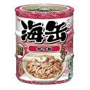 海缶 ミニ 3P かつお(1セット)
