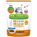 アイシア MM ミドルシニア猫用かつお味 カリカリ小粒タイプ 580g