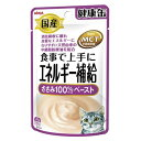 国産 健康缶パウチ エネルギー補給 ささみペースト(40g)