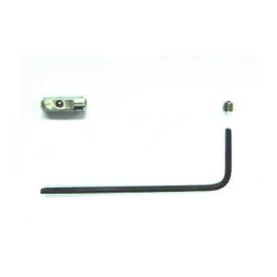 刃固定具セット ZH04×1、HB03×1、RR02×1 エコーテック ZO-40ヨウ コテイグセット ZH04S