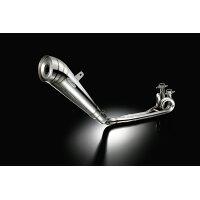 SP忠男 PURE SPORT ピュアスポーツ メガホンフルエキゾーストマフラー TMAX530