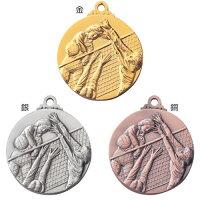 ASACO アサコ SMメダル 女子バレーボール SM9115A 直径40mm