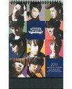カレンダー SUPER JUNIOR 2011年度卓上カレンダー (SUPER JUNIOR THE 3RD ASIA TOUR SUPER SHOW3 in JAPAN)
