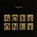 ボーイズ・オンリー/CD/AIRCD-082