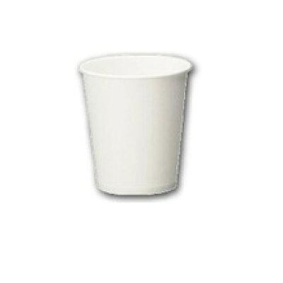 紙コップ7オンス ホワイト
