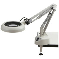 オーツカ光学 オーツカ 光学 LED照明拡大鏡 SKKL-CF型 2倍 SKKL-CFX2