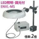 オーツカ光学 LED照明拡大鏡 ENVL-MSx2