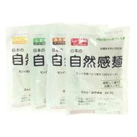 日本の自然感麺 4味20食セット