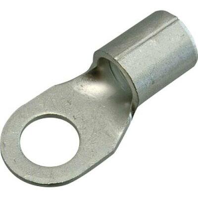 ニチフ 裸圧着端子R形丸形 R38-10S03P φd2:10.5