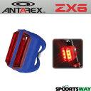 ANTAREX(アンタレックス) ANT 6レッドLEDバッテリーフラッシュライト ZX6-R ブルー Y-9236