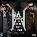 ROCK THIS TOWN fe MAXI J-POP