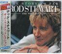 【2枚組CD】ロッド・スチュワート/ザ・パーフェクト・コレクション 輸入盤 全34曲 豪華16Pブックレット付/SCD-W09