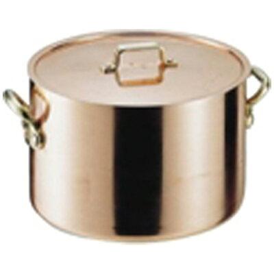 丸新銅器 SAエトール銅 半寸胴鍋 15cm AHV05015