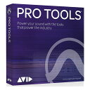 AVID Pro Tools with Annual Upgrade and Support Plan 永続ライセンス 9935-71826-00