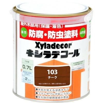 JEC キシラデコール#103 丸缶 0.7l