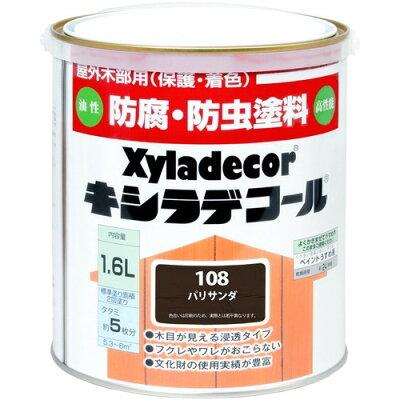JEC キシラデコール#108 丸缶 1.6l