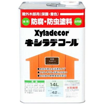 JEC キシラデコール#111 角缶 14l