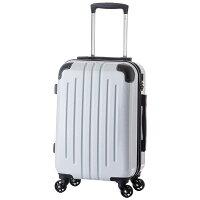 アジア・ラゲージ ADY-5009-CWH キャリーケース カーボンホワイト かわいい/デザイン/おしゃれ/スーツケース
