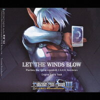 PHANTASY STAR ONLINE EPISODE III C.A.R.D Revolution LET THE WINDS BLOW/CD/WWCE-31010