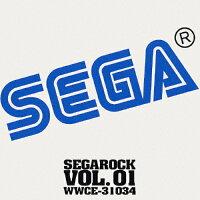 SEGA ROCK Vol.1/CD/WWCE-31034