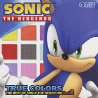 TRUE COLORS:THE BEST OF SONIC THE HEDGEHOG Part.2/CD/WWCE-31220