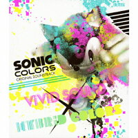 SONIC COLORS ORIGINAL SOUNDTRACK ViViD SOUND × HYBRiD COLORS/CD/WWCE-31241